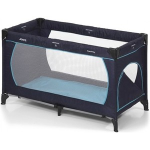 Манеж Hauck Dream`n Play Plus navy aqua 603666