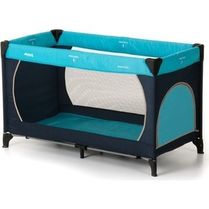 Манеж Hauck Dream`n Play Plus navy/sand/light blue 603574 манеж hauck dream n play plus navy aqua 603666