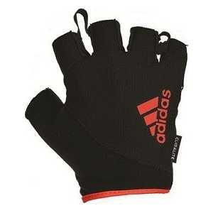Перчатки Adidas для фитнеса красные размер S (ADGB-12321 RD)