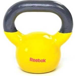 Гиря Reebok 5 кг Kettlebell Yellow желтый (RAWT-18005YL)