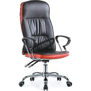 Офисное кресло SmartBuy SB-A501 черное с красным