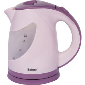 все цены на Чайник электрический Saturn ST-EK0004 Light Viol онлайн
