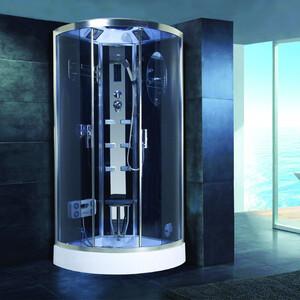 Душевая кабина Niagara 100х100х220 см (NG-902-01) душевая кабина niagara ng 3170 01 170x75x220 см