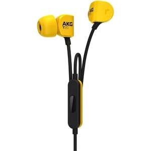 Наушники AKG Y20U yellow akg k430grn green