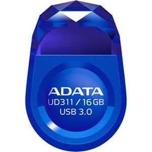 Флеш накопитель A-Data 16GBDashDrive UD311 USB 3.0 Синий (AUD311-16G-RBL)