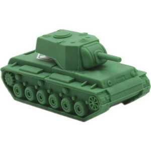 Флеш накопитель Kingston 32GB WOT KV-1 USB 2.0 (DT-TANK/32GB) kingston dt tank 8gb green