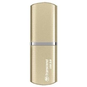 Флеш накопитель Transcend 16GB JetFlash 820 USB 3.0 золото (TS16GJF820G) флешка usb 16gb transcend jetflash 820g usb3 0 ts16gjf820g золотистый