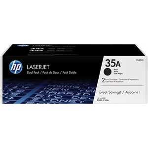 Kартридж HP №35A Black (CB435AF) hp 35a compatible printer toner cartridge for hp 1005 1106