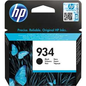 Картридж HP №934 Black (C2P19AE) картридж hp c2p19ae 934 black для officejet pro 6830