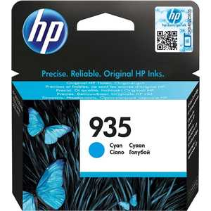 Картридж HP №935 Cyan (C2P20AE) картридж hp 935 yellow c2p22ae