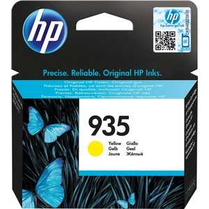 Картридж HP №935 Yellow (C2P22AE) картридж hp 935 yellow c2p22ae