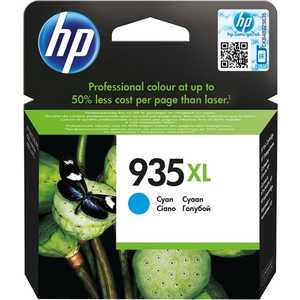 Картридж HP №935XL Cyan (C2P24AE) картридж hp 935xl yellow c2p26ae