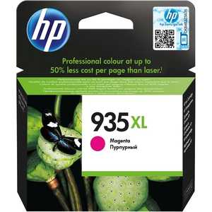 Картридж HP №935XL Magenta (C2P25AE) картридж hp 935xl yellow c2p26ae