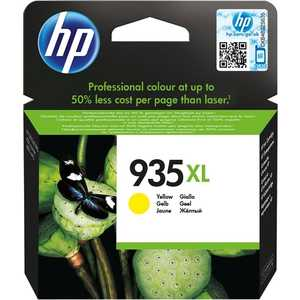 Картридж HP №935XL Yellow (C2P26AE) картридж hp 935 yellow c2p22ae