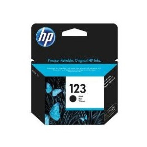 цена Картридж HP №123 Black (F6V17AE)