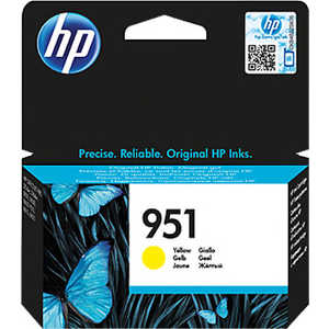 Картридж HP №951 Yellow (CN052AE) dangdangdh 951