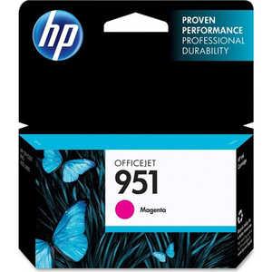 Картридж HP №951 Magenta (CN051AE) hp c4822a magenta