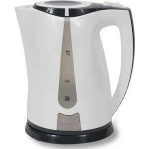Чайник электрический Supra KES-1821, белый/серый