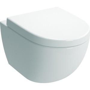 Унитаз Vitra Sento подвесной с сиденьем микролифт (4448B003-6073) подвесной унитаз vitra sento 4448b003 0075