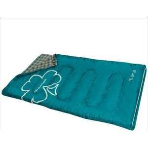 Спальный мешок Greenell Тори Зеленый Правый