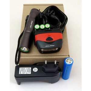 Набор фонарей SOLARIS Kit F-30/L20 с комплектацией (4103)