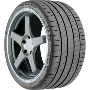 Летние шины Michelin 295/30 ZR19 100Y Pilot Super Sport