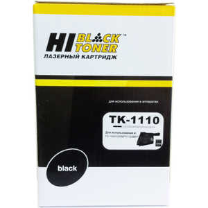 Картридж Hi-Black TK-1110 loranto cs 900a hi black