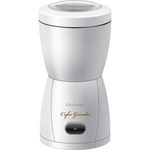 Кофемолка Rolsen RCG-150, белый