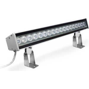 Прожектор светодиодный Estares ES-18L AC170-265V 18W 0.5М RGB led rgb bulb lamp e27 e14 ac85 265v 10w 5w led rgb spot blubs light magic holiday rgb lighting ir remote control 16 colors
