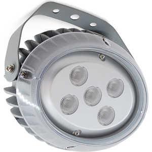 Светодиодный прожектор Estares MS-OP AC220V 15W IP65 Красный 594lm
