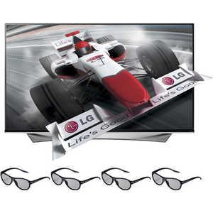 3D и Smart телевизор LG 65UF950V