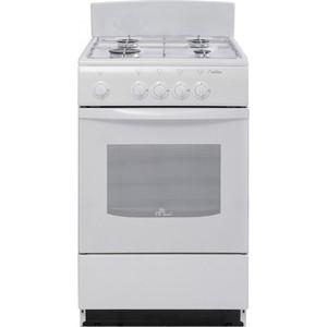 Газовая плита DeLuxe 5040.38 гщ белый