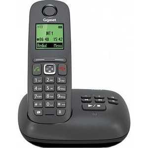 где купить Радиотелефон Gigaset A540A Black дешево