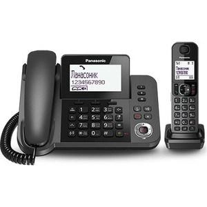 Радиотелефон Panasonic KX-TGF320RUM радиотелефон panasonic kx tge110rub