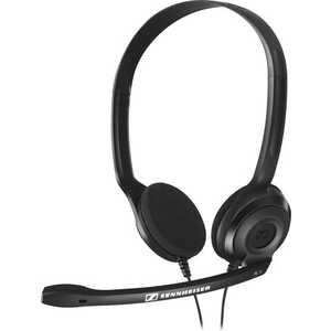Гарнитура Sennheiser PC 3 CHAT sennheiser cx 3 00 шумоизолирующие наушники white