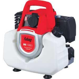 Генератор бензиновый инверторный Fubag BS1000i бензиновый генератор fubag ti 1000