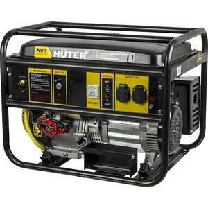 Электрогенератор Huter DY6500LXG электрогенератор huter dy3000l