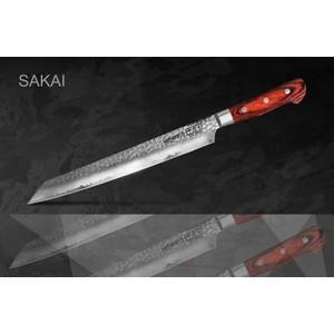 Нож янагиба Samura Sakai 27 см SJS-0044