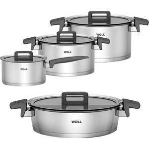 Набор посуды из 4 предметов Woll Concept NCSET001