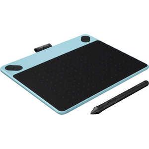 Графический планшет Wacom Intuos Comic Pen&Touch Small Blue (CTH-490CB-N)