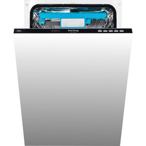 Встраиваемая посудомоечная машина Korting KDI 45165 встраиваемая посудомоечная машина korting kdi 4550
