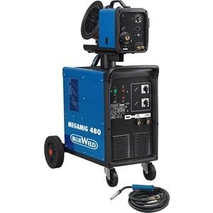 Cварочный полуавтомат Blueweld Megamig 480 R.A.