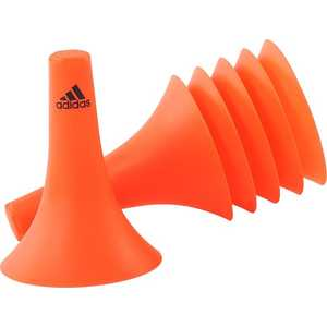 Конусы Adidas тренировочные высокие 6 штук 23 см (ADSP-11504)