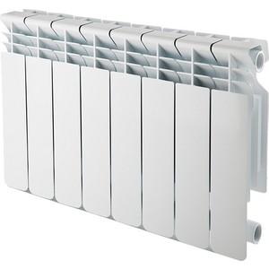 Радиатор отопления General Hydraulic алюминиевый Lietex 350-80С 80мм (16 BAR) 12 секций (215460012)