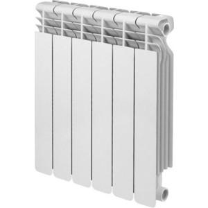 Радиатор отопления General Hydraulic алюминиевый Lietex 500-96С 96мм (16 BAR) 6 секций (215102006)