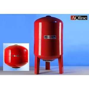 Мембранный бак General Hydraulic 80л для отопления 4бар (5770000080)