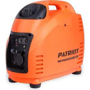 Генератор бензиновый инверторный PATRIOT 2700i генератор бензиновый tss sgg 7500e