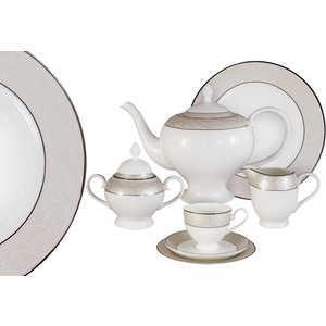 Чайный сервиз Emerald ''Антуанетта'' из 40 предметов на 12 персон (E5-14-603/40-AL)