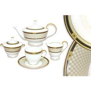 Чайный сервиз Narumi ''Виндзор'' из 17 предметов на 6 персон (N51289-52302AL)