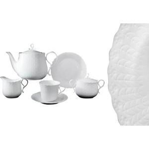 Чайный сервиз Narumi ''Шёлк'' из 17 предметов на 6 персон (N9072-52499AL)